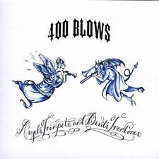 Angel's Trumpets and Devil's Trombones by 400 Blows (CD, May-2005, Gold Standard