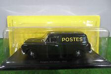 PEUGEOT 403 Break La Poste 1962 Vert 1/43 EDITION ALTAYA voiture miniature
