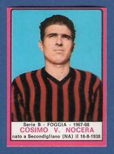 1967-68 Serie B MONZA Calciatori Panini SCEGLI *** figurina mai attaccata ***