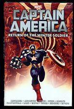 Marvel Omnibus ~ Captain America Return of the Winter Soldier ~ Hardcover ~ 2015