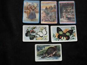 VINTAGE WOOLWORTHS SWAP CARDS