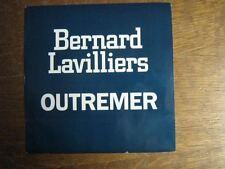 BERNARD LAVILLIERS 45 TOURS FRANCE PROMO OUTREMER