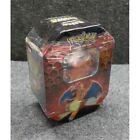 Pokemon+210-80481+Trading+Card+Game+Hidden+Fates+Charizard+GX+Tin+Set+Dented+Box
