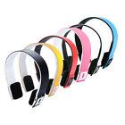 Portable Wireless Bluetooth Headset Stereo Headphone Earphone 2.4G V3.0 + EDR