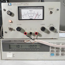 HP 6282A Variable DC Power Supply 0 to 10V @ 10A - load tested