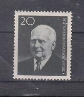 DDR Briefmarken 1960 Wilhelm Pieck Mi 784 ** postfrisch