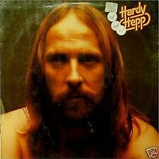 HARDY HEPP 'HARDLY HEALED' WHITE LABEL PROMO LP