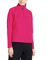 Dare2b Loveline II Midlayer Sports Top 1/4 Zip Pink Size 20 / 44' chest RRP £35
