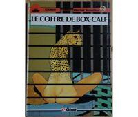 Michel Schetter - Le coffre de Box-Calf - Tome 2, Cargo - Glénat - 1985 -
