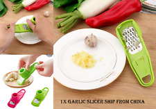 Garlic Slicer Ginger Grinder Grater Planer Cutter Presser Cooking tool rape Ail