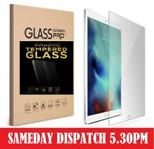 "For Apple iPad 8th Gen 10.2"" (2020) Tempered Glass Screen Protector Genuine Hard"