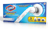 Clorox Scrubtastic Rechargeable Cordless Spin Scrubber with 3 Heads