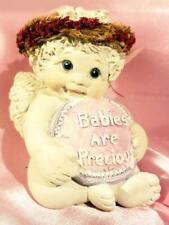 """Vintage Dreamsicles Love Notes """"Babies are Precious"""" Signed #10683"""