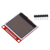 1Pc New HX1230 LCD Module Backlight Adapter LCD Display Screen №[FSHWC