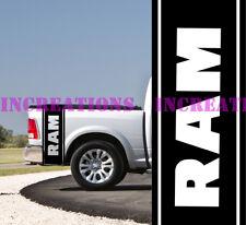 Hemi Dodge Ram Side Bed Stripes Truck Decals Mopar Stickers Vynil Car Graphics 5