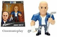 Dominic Toretto Fast & Furious Action Figures Metals Die Cast And Vin Diesel