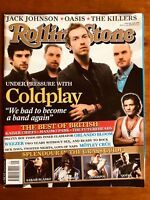ROLLING STONE AUS JUL 05 Coldplay, Oasis, The Killers, QOTSA, Weezer Motley Crue