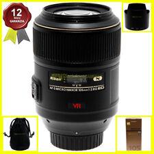 Nikon AF-S Micro Nikkor 105mm. f2,8 G ED N VR Obiettivo Macro 1:1 per reflex