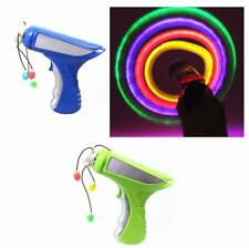 Kids Light Up LED SPINNER TOY Rope Spin Propeller Beads, Parties, Gifts