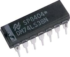 Dm74Ls38N Quadruple 2-input Positive-nand Buffers With Open-collector Out. 7438