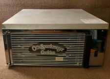 Otis Spunkmeyer Commercial Convection Cookie Oven Os 1 2 Trays Convection