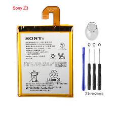 Original LIS1558ERPC Battery 3100mAh For Sony Xperia Z3 D6603 D6643 D6633 +Tools