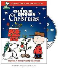 A Charlie Brown Christmas DVD (Remastered Deluxe Edition) Brand New & Sealed