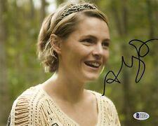 Amy Sedaris Signed Auto 8x10 PHOTO Beckett BAS COA