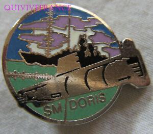 IN15710 - INSIGNE PIN'S DORIS, Sous Marin