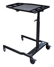 LASER SALE! 6043 UNDER BONNET SERVICE MOBILE TABLE ADJUSTABLE 4 CASTORS