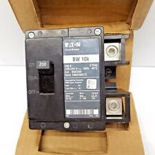 Eaton Cutler Hammer Bw2200 Circuit Breaker 200A 2Pole 120-240V