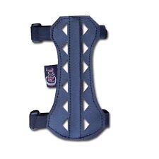 CAROL TARGET VENTED ARCHERY ARM GUARD SYNTHETIC LEATHER SAG224 (17cm-L X 7cm-W)