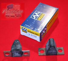 FORD 1965-1972 Galaxie  Moog  Front Lower Control Arm Bump Stop Set (pair).
