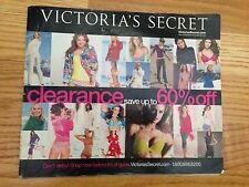 Collectors Item- VICTORIA'S SECRET CATALOG, Fall Clearance Sale 2007, V. Good !