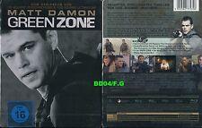 Blu Ray - Green Zone - Steelbook - Matt Damon, Amy Ryan - Neu/Ovp - Neuware.