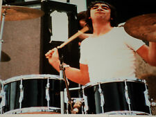 Keith Moon / The Who / 8 X 10 Color Photo