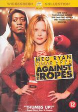 AGAINST THE ROPES - MEG RYAN - WAARGEBEURD VERHAAL - SEALED DVD