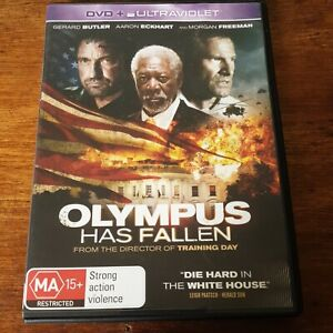 Olympus Has Fallen DVD R4 Like New! FREE POST