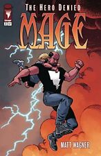 MAGE HERO DENIED #2 (OF 15) MATT WAGNER NM 1ST PRINT