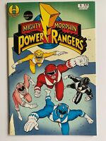 Mighty Morphin Power Rangers #1 Hamilton Comics 1994 w/ Card Insert