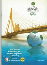 UEFA Cupfinal 2002: Feyenoord v. Borussia Dortmund