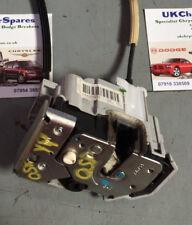 CHRYSLER YPSILON 1.2 O/S driverside SERRATURA POSTERIORE DESTRA 51837072 2011-2014