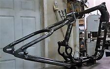 "'04-up Harley XL/Sportster Weld-on Rigid Frame Hardtail, 4"" Stretch, 200 Width"