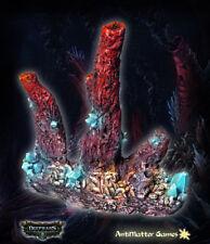 DeepWars Scenery - Hydrothermal Vents - Resin model New
