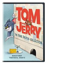 NEW - Tom and Jerry Gene Deitch Collection