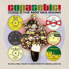 Trojan Copasetic The Mod SKA Sound 2cd Compilation 2017