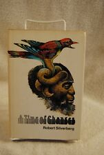 A TIME OF CHANGES Robert Silverberg 1971 1ST EDITION BCHC DC Sci Fi BOOK