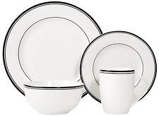 16-Piece Dinner Set Plates Bowls Cups Dinnerware Crockery Dining Service for 4
