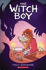 The Witch Boy by Molly Knox Ostertag (2017, Paperback) Scholastic Books
