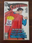 Superman #16 DC Comics NM Byrne & Kesel Copper Age Combined Gemini Ship